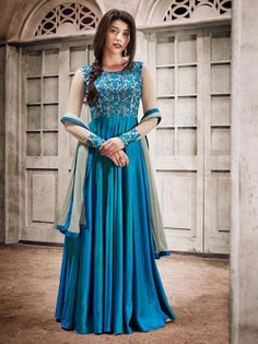 tradition indian ethnic bollywood party wear work embroidery work | eBay