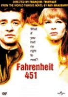 Starring Oskar Werner, Julie Chirstie, and based on the novel by Ray Bradbury (1966)
