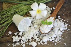 Cómo eliminar la celulitis con sal marina - unComo