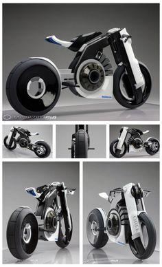 Honda Oree Electric Motorcycle Concept