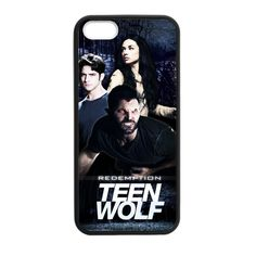 Teen Wolf Redemption Case for iPhone 5/5s