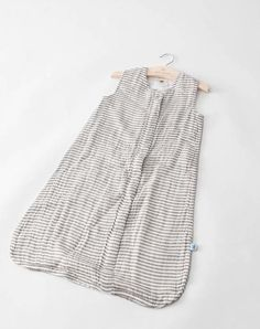 Little Unicorn cotton muslin sleep bag in our Grey Stripe print. The sleep bag is the perfect replacement for blankets for safe sleeping. Grey Quilt, Wearable Blanket, Crib Blanket, Little Unicorn, Sleep Sacks, Stripe Print, Grey Stripes, New Baby Products, Organic Cotton