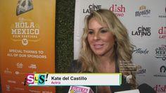 Kate del Castillo opina acerca de los embriones congelados de Sofía Vergara (VIDEO)