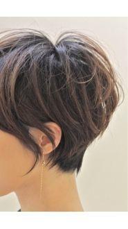 Frisuren kurzhaar hinterkopf  Kurzhaarfrisuren
