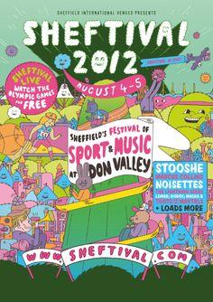 Sheftival 2012