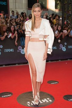 Gigi Hadid at the 2015 Much Music Video Awards