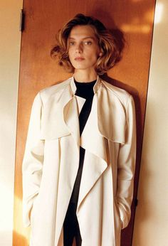 Daria Werbowy for Celine Spring Summer 2013 Campaign by Juergen Teller