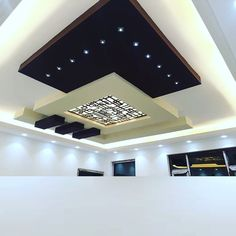 60 Modern Plasterboard Ceiling Design Ideas 2019 with Perfect Living Room Ceiling - Ceplukan Design Room, Drawing Room Ceiling Design, Kitchen Ceiling Design, Home Design, Simple False Ceiling Design, Simple Ceiling Design, Plaster Ceiling Design, Interior Ceiling Design, House Ceiling Design