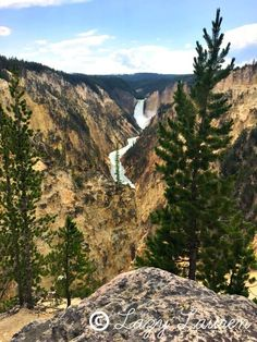 Yellowstone National Park | Canyon Village
