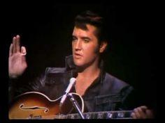 Elvis Presley - Lawdy Miss Clawdy ' 68