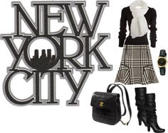 """""""NYC"""" by mary-espy on Polyvore"""