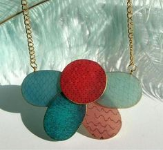 Love this necklace by Efi Warsh