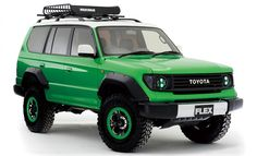 Toyota Lc, Toyota Trucks, Lifted Ford Trucks, Toyota Land Cruiser Prado, Fj Cruiser, Landcruiser 100, Electric Car Conversion, Bug Out Vehicle, Lexus Cars