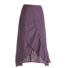 This skirt would look so great with boots!