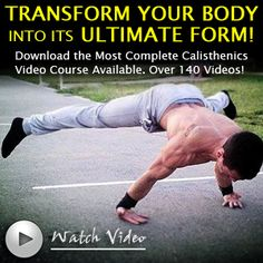 Use the free training programs, training guide, nutrition guide and exercise guide to build the strong, healthy, and attractive body you have always wanted!