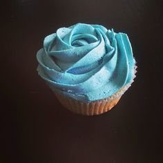 Krea10vmamma: Vaniljecupcakes med smørkrem