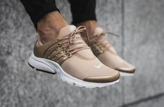 Gold Accents On The Next Nike Air Presto Premium