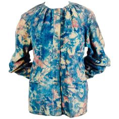 1960's BONNIE CASHIN dyed suede jacket   1stdibs.com