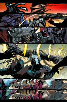Venom Issue - Read Venom Issue comic online in high quality Black Presidents, Comics Online, Venom, The Cure, Death, Shit Happens, Movie Posters, Fictional Characters, Pencil
