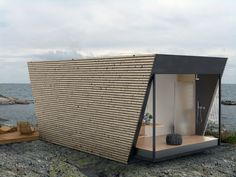 DROP box micro hotel lets you roam the world in nomadic luxury