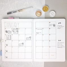 monthly with to-do
