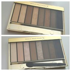Review Palette Nude Masterpiece Max Factor  #trucchidilally #makeup #trucco #makeupaddict #recensione