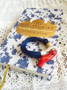 Navy&Coral Okkto Bracelet   #bohemianjewellery #bohochic #handmadejewellery #handmade #elyapımıtakı #coral #navy #bohem #bohemian #colourful #color #okkto