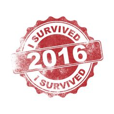 Check out this awesome 'I+survived+2016+T-Shirt' design on @TeePublic!