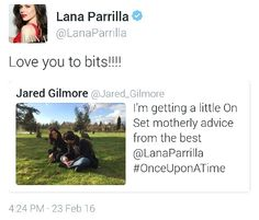 They really look like a family!  #OnceUponATime #ouat #once