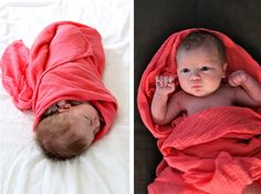 TUTORIAL: gauzy swaddle blankets. These things are so expensive in the store and usually only come in white. Learn how to make your own light-weight gauzy swaddle blankets. You can even make some stencils or stamps with fabric paint and add a cool graphic look.