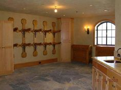 Tack room-died and gone to heaven!!