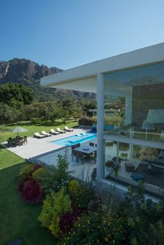 Designed For Rest and Contemplation: Modern Casa del Viento, Mexico