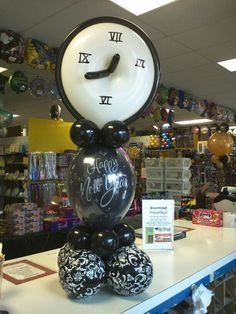 1000+ images about New Year's Eve Balloon Ideas on ...