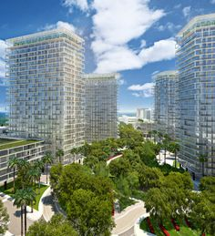 Metropica Sunrise Is Being Designed By Architect Chad Oppenheim