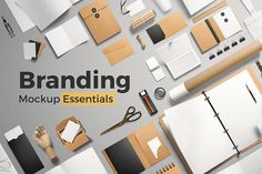 Designer Must Have Branding Mockup Essentials Recommended by Creative Sofa 49$