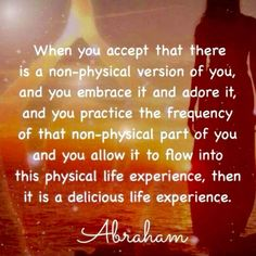 Delicious ‍♀️ #LifeForceEnergyAbrahamHicks