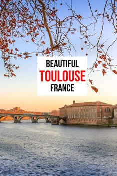 When visiting France be sure to take the time to visit cities that are outside of Paris. Especially towns like Toulouse that have so much to offer. This vibrant university town is home to world class aviation and much more. The French sidewalk cafes you would expect with a slightly more laid back attitude. #VisitToulouse #FranceTravels #Toulouse