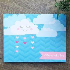 Cadernos personalizados casacomamor