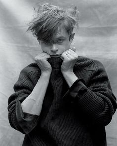 Dane DeHaan for The NY Times T Style Mens Fall Fashion 2013 by Bruce Weber