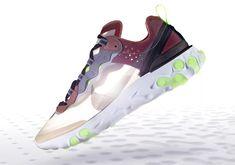 1c5597a98f453 Where To Buy Nike React Element 87 Desert Sand AQ1090-002
