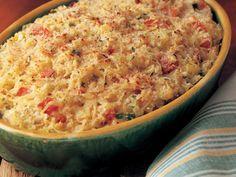Spaghetti Squash Casserole http://www.prevention.com/food/cook/20-classic-fall-recipes/spaghetti-squash-casserole