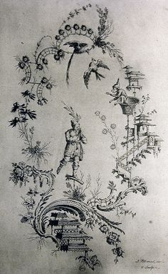 Pillement Chinoiserie