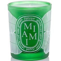 MIAMI Candle 6.5 Oz. Limited Edition by diptyque #diptyque