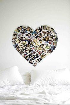 Polaroid Heart