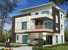 Image result for elevation concept of home