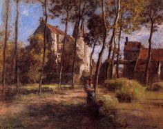Léon Augustin L'hermitte...   Kai Fine Art