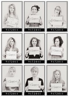 bachelorette party morning after mugshots... baha