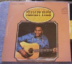 Charley Pride COUNTRY CHARLEY PRIDE LP Album, Vinyl, 1966 RCA Victor LSP 3645 #GospelTraditionalCountry