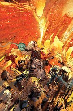 PHOENIX RESURRECTION #4