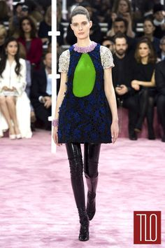 Paris Couture Fashion Week 2015 | Christian-Dior-Spring-2015-Couture-Collection-Paris-Fashion-Week-Tom ...